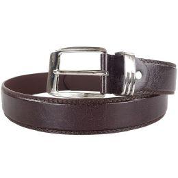 48 Units of Fashion Brown Plus Size Belts - Mens Belts