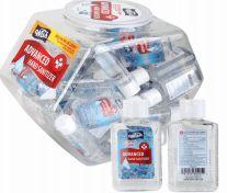 108 Units of Wish Hand Sanitizer 2 Oz With Fish Bowl - Hand Sanitizer