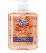 30 Units of Wish Hand Sanitizer 16.9 Oz Pump Peach - Hand Sanitizer