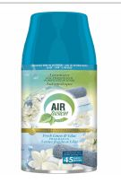 48 Units of Air Fusion Automatic Refill 5oz Linen And Lilac - Air Fresheners