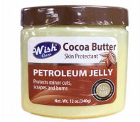 96 Units of Wish Petroleum Jelly 6 Oz Cocoa Butter - Personal Care