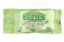 96 Units of Oops Booger Wipes - Baby Beauty & Care Items