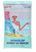 96 Units of Ideal Bath Shower Cap 9 Pack - Shower Caps