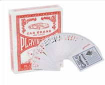 96 Units of Playing Cards Red - Playing Cards, Dice & Poker