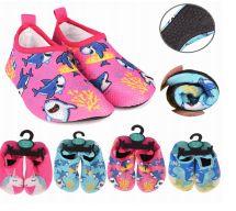 36 Units of Unisex Water Shoe Kids Printed - Unisex Footwear