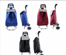 6 Units of Large Tote Shopping Cart Solid - Shopping Cart Liner