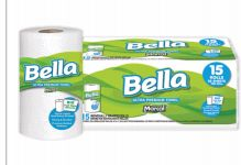 45 Units of Marcal Bella Ultra Premium Paper Towel 52 Count - Napkin and Paper Towel Holders