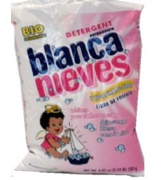 72 Units of BLANCA NIVES 72/250G POWDER DETERGENT - Laundry Detergent
