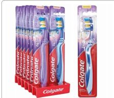 120 Units of Colgate Toothbrush Zig Zag Soft - Toothbrushes and Toothpaste