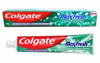 72 Units of Colgate Toothpaste 5.65oz Max Fresh Cool - Toothbrushes and Toothpaste