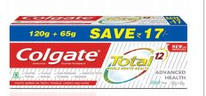 36 Units of Colgate Toothpaste 160g 6.52oz Total Clean Mint - Toothbrushes and Toothpaste