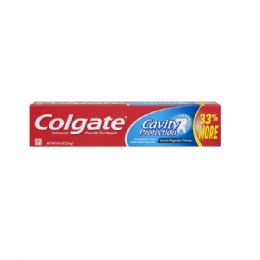 40 Units of Colgate 8oz Cavity Protection - Toothbrushes and Toothpaste