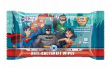 48 Units of Dc Justice League Ab Wipes 10 Count 3 Pack - Baby Beauty & Care Items