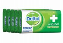 27 Units of Dettol Soap 105g 5 Pack Original - Soap & Body Wash
