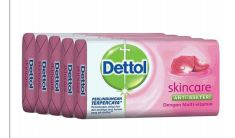 27 Units of Dettol Soap 105g 5 Pack Skin Care - Soap & Body Wash