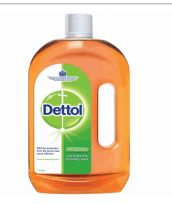 12 Units of Dettol Liquid Cleaner 1 Liter Lime Fresh - Cleaning Products