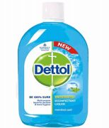 48 Units of Dettol Liquid Cleaner 200ml Menthol Cool - Cleaning Products
