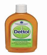 48 Units of Dettol Liquid Cleaner 250ml - Cleaning Products