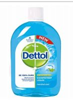 24 Units of Dettol Liquid Cleaner 550ml Menthol Cool - Cleaning Products