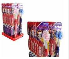 96 Units of Close Up Toothbrush Soft - Toothbrushes and Toothpaste