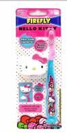 72 Units of Firefly Toothbrush Hello Kitty Travel Kit With Cap - Toothbrushes and Toothpaste