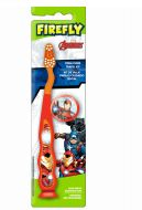 96 Units of Avengers Toothbrush With Cap - Toothbrushes and Toothpaste
