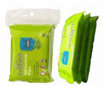 24 Units of Everfresh Ab Wipes 10 Pack 3 Count - Baby Beauty & Care Items