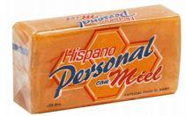 96 Units of Hispano Bar Soap 125g Miel Personal - Soap & Body Wash