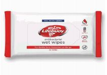 32 Units of Lifebuoy Ab Wet Wipes 48 Count - Baby Beauty & Care Items