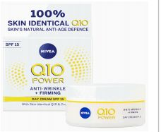 6 Units of Nivea Q10 50ml Anti Wrinkle Firming SPF 15 Cream Day - Skin Care