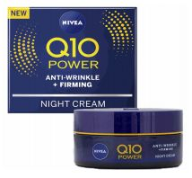 6 Units of Nivea Q10 50ml Anti Wrinkle Firming Night Cream - Skin Care