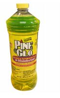 48 Units of Pineglo 40oz Disinfectant Cleaner Lemon - Cleaning Products