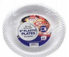 48 Units of Plastic Bowls Microwaveable 12oz 20 Count - Disposable Plates & Bowls