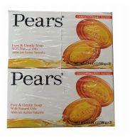 64 Units of Pears Bar Soap 3.5oz Pure And Gentle 2 Pack - Soap & Body Wash