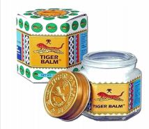 24 Units of Tiger Balm 21m White - Skin Care