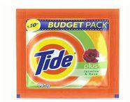 130 Units of Tide Powder 105g Jasmine Rose - Laundry Detergent