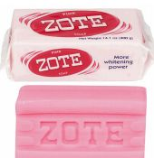 50 Units of Zote Laundry Bar Soap 14.1oz Pink - Laundry Detergent