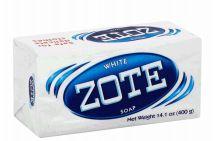 50 Units of Zote Laundry Bar Soap 14.1oz White - Laundry Detergent