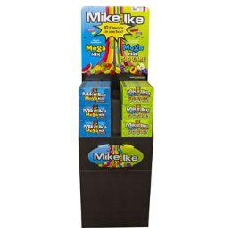72 Units of Candy Mega Mix Combo Shipper Mega Mix And Sour 5 oz - Food & Beverage