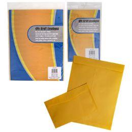 36 Units of Envelopes Kraft Paper 4lg Or 8pc Small 10x13/5.75x9.5in pb - Envelopes