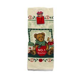 144 Units of Dish Towel S/2 No.1 Teacher - Towels