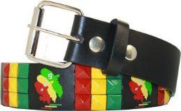60 Units of Studded Belt - Womens Belts