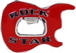 48 Units of Rock Bottle Opener Belt Buckle - Kitchen Gadgets & Tools