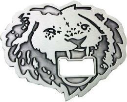 96 Units of Lion Head Bottler Opener Belt Buckle - Kitchen Gadgets & Tools