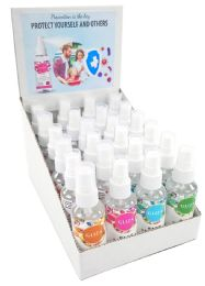 72 Units of Hand Sanitizer Cologne - Hand Sanitizer
