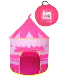 12 Units of Kids Pink Tent - Camping Gear