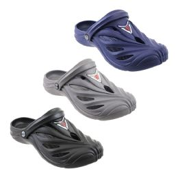36 Units of Men's Garden Shoes - Men's Slippers