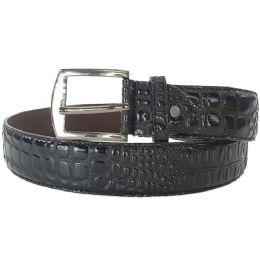 48 Units of Mens Fashion Belt In Assorted Sizes - Mens Belts