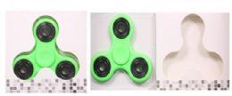 120 Units of Spinner 238 Plastic Rings - Fidget Spinners