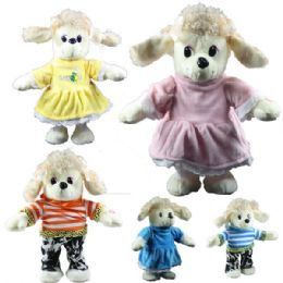 12 Units of Battery Operated Dancing Dog - Plush Toys